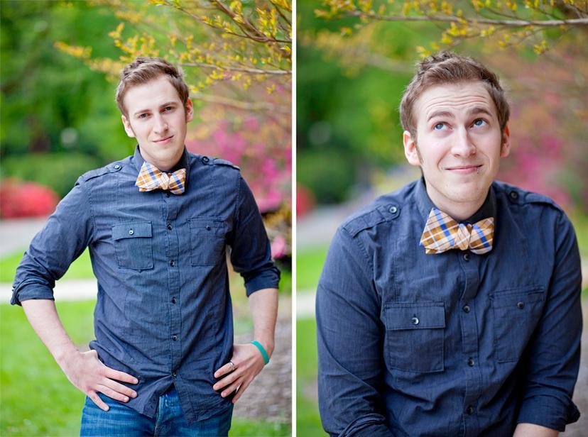 The Bow Tie | Corvallis Portrait Photography