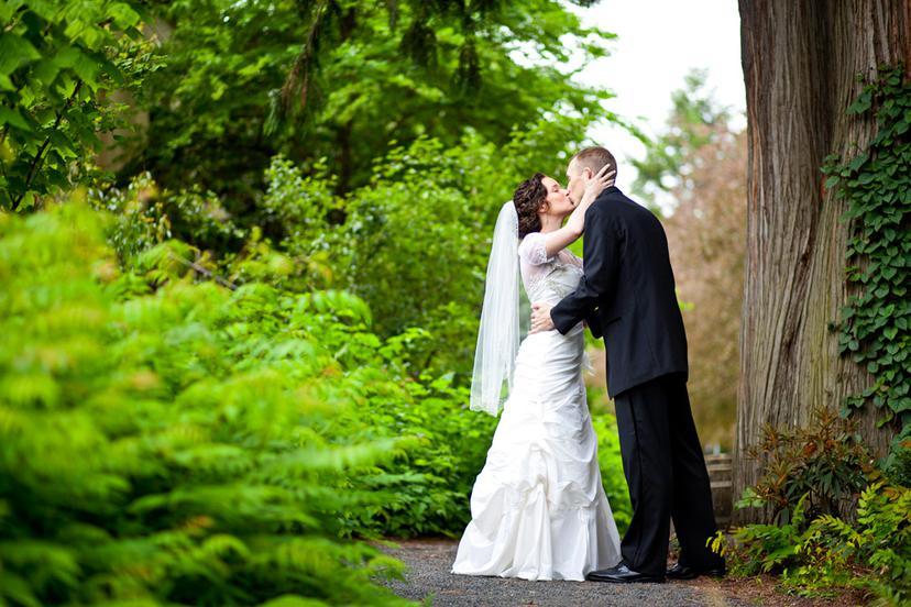 Anna and Justin   Portland Wedding Photography