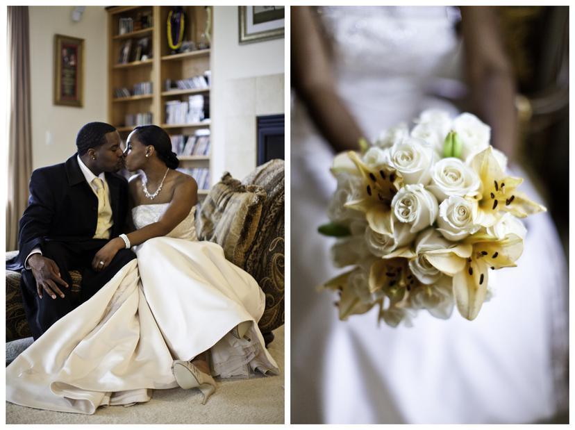 Tieri and Kenny   Vancouver, Washington Wedding Photography