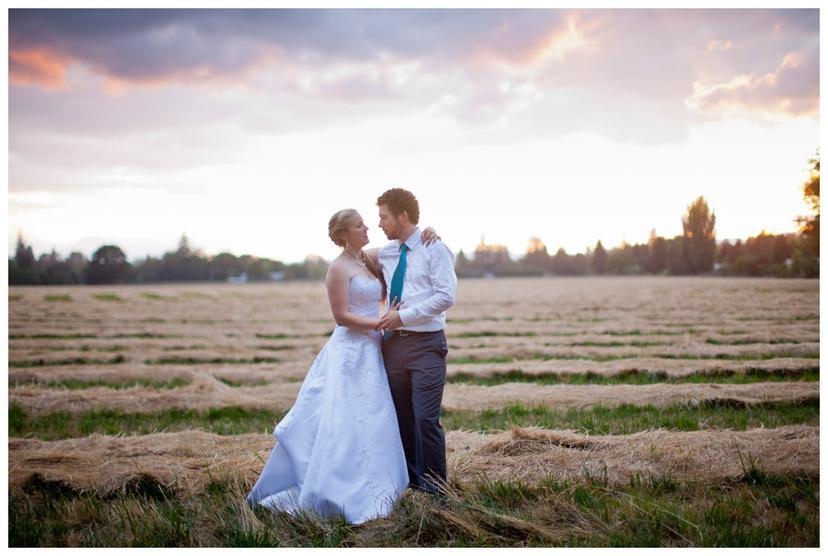 Alyson and Max | Corvallis Wedding Photography