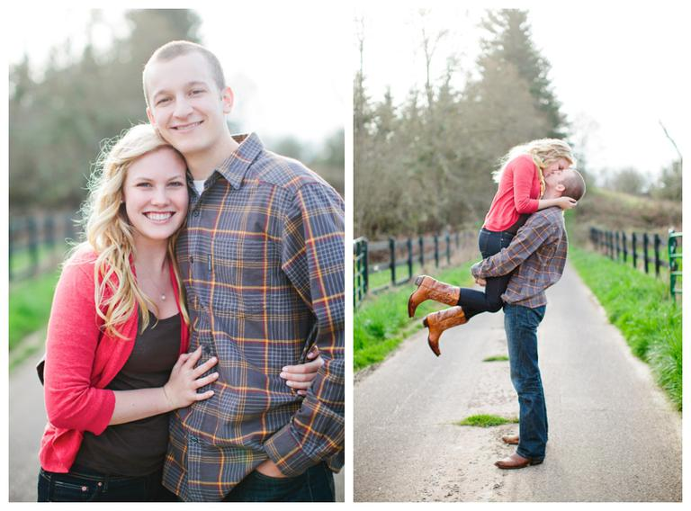 Anna and Jake | Portland Engagement Photography