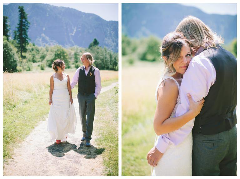 Blair and Scott | Columbia Gorge Wedding Photography