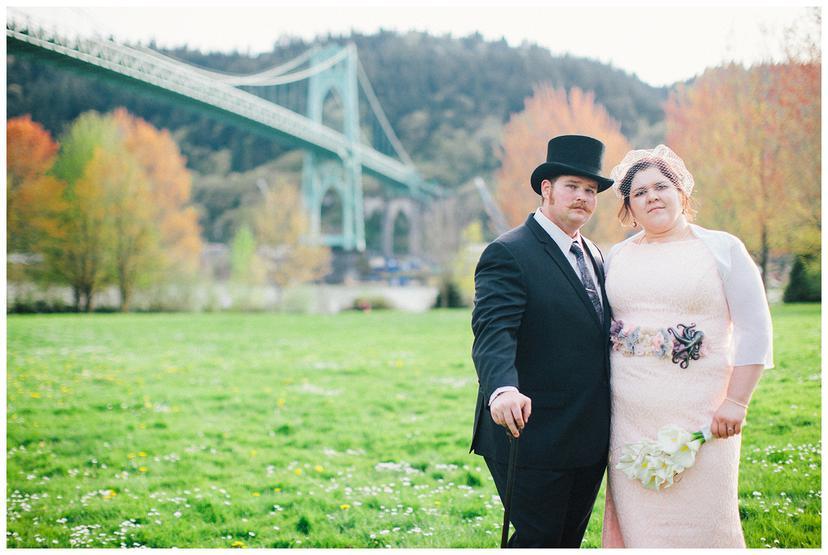 Jamie and Torren | Portland Wedding Photography