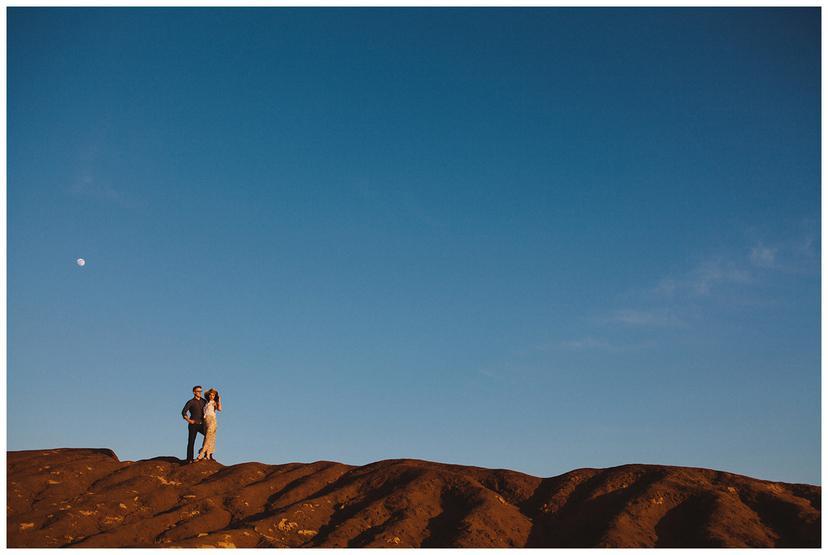 Jenny and Brandon | Pacific City Couples Shoot