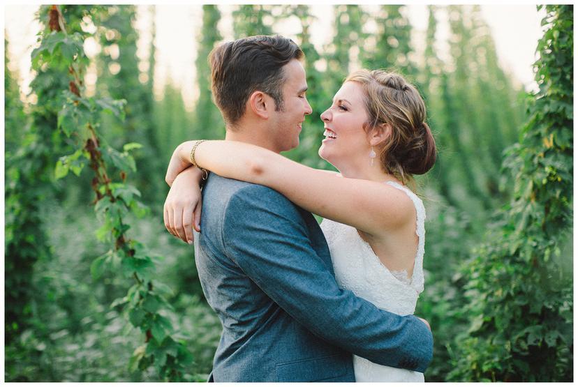 Madison and Tyler | Aurora Wedding Photography