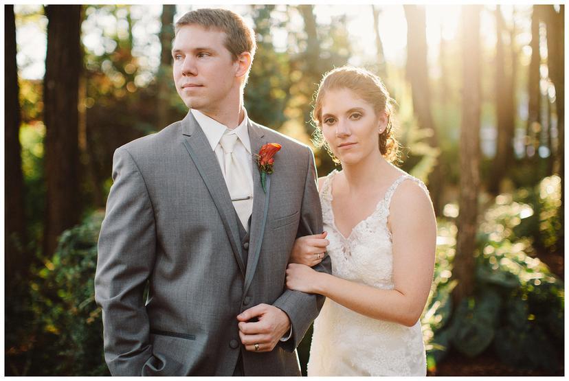 Trisha and Kurt   Portland Wedding Photography