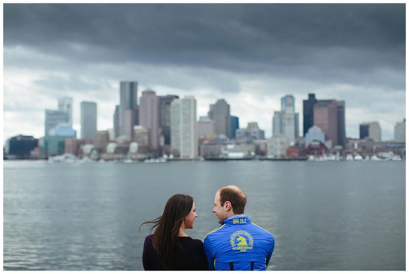 Erica and Aleks | Boston Couples Photos