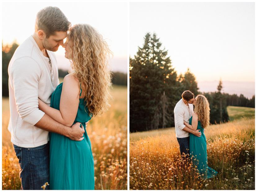 Mary and Darrick | Corvallis Engagement Photos