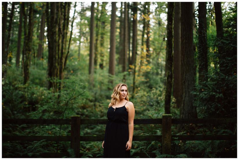 Leanya | Portland Senior Photos
