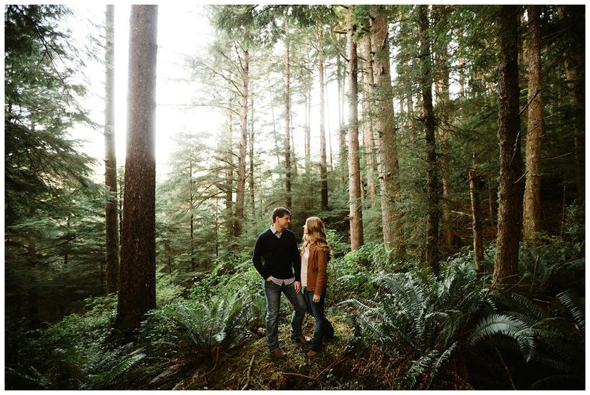 Gia and Jeremy   Oregon Coast Couples Photos