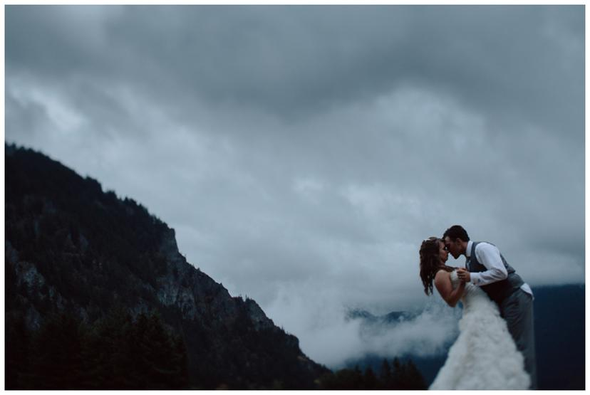 Lea and Andrew | Columbia Gorge Wedding Photography
