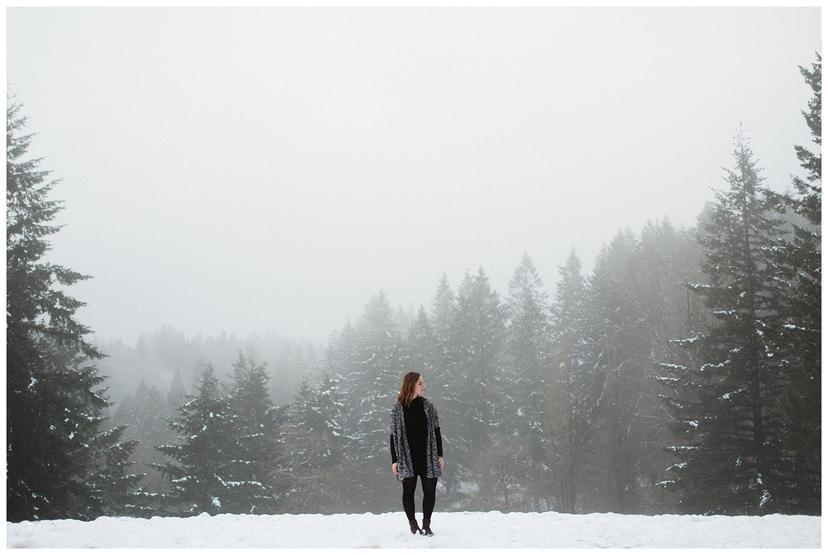 Emma | Portland Senior Pictures
