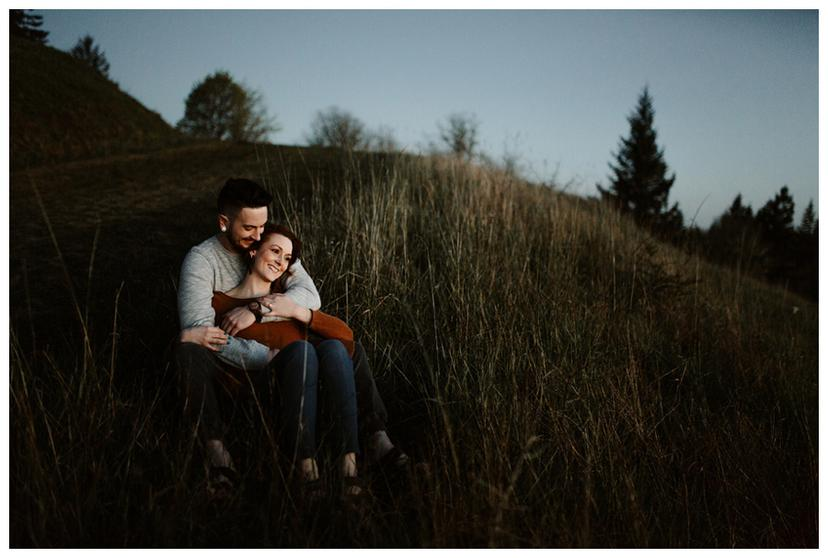 Jill and Jesse | Corvallis Engagement Photos