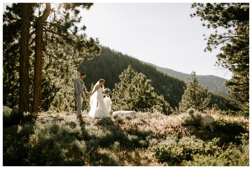 Mary and Darrick | Nevada Wedding Photography