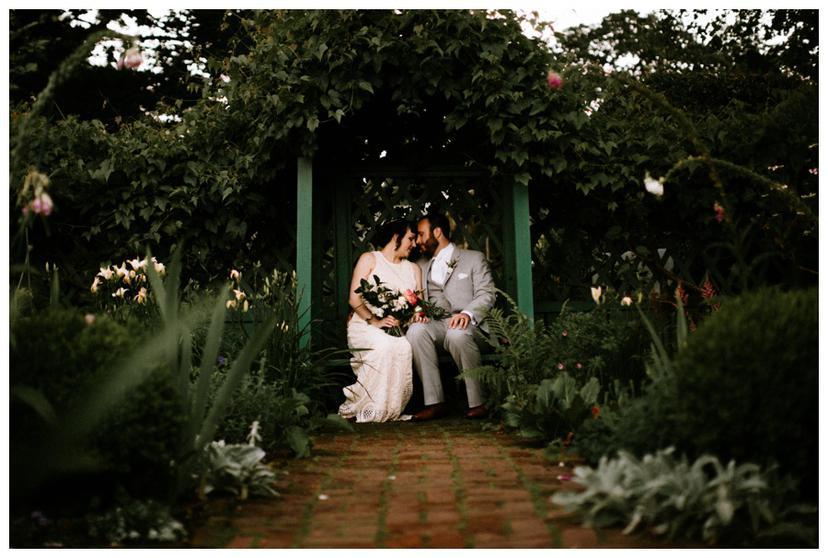 Elyse and Brendan | Salem Wedding Photographer