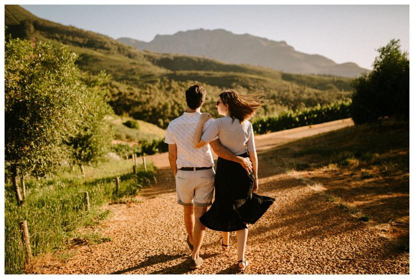 South Africa Couples Photos