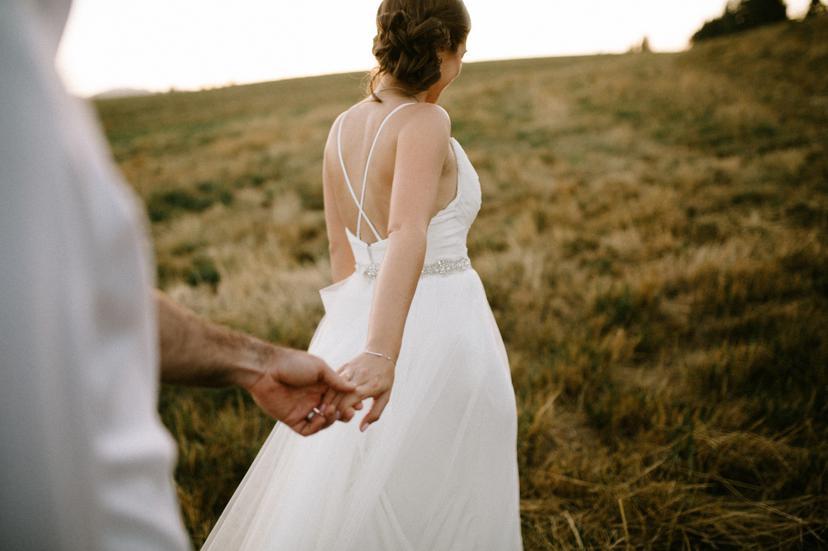 McMinnville Wedding Photographer   Megan + Isaac