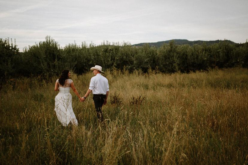 Tin Roof Barn Wedding Reception | Jamie and Kerry