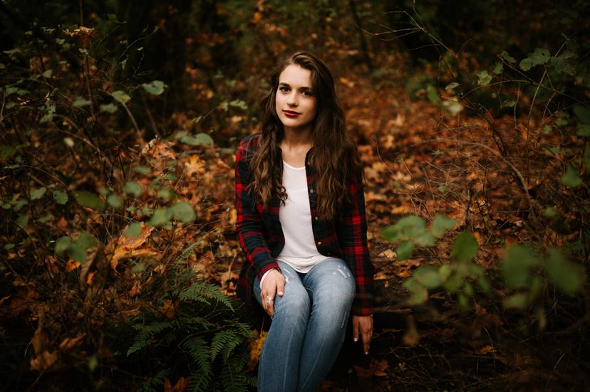 Lake Oswego Senior Photos | Madeline
