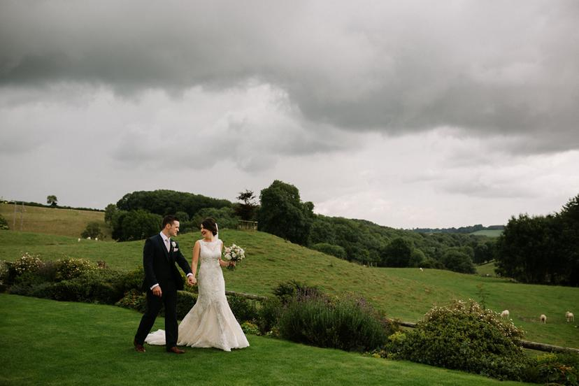 Cotswolds Wedding Photographer   Tom and Steph