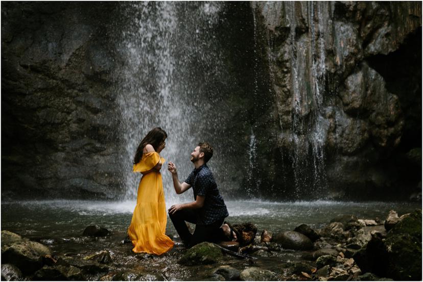Costa Rica Proposal Photos | Claire and Gerik