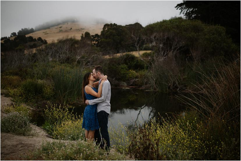 Monterey Bay Engagement Photos – Suzanne and Erich