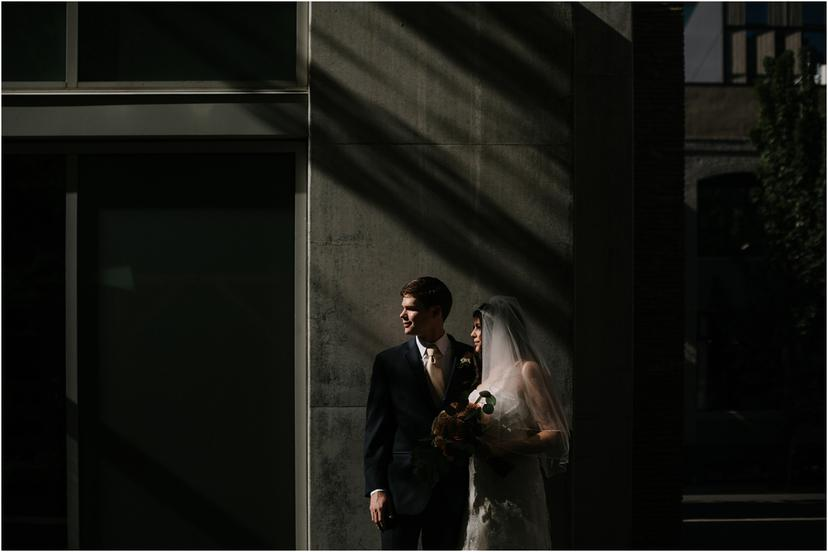 Portland Urban Studio Wedding