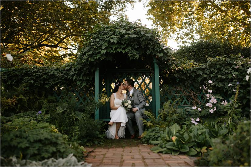 Deepwood Museum and Gardens Wedding in Salem, Oregon