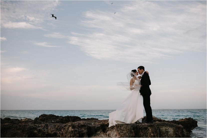 Hyatt Ziva Cancun Wedding Photos