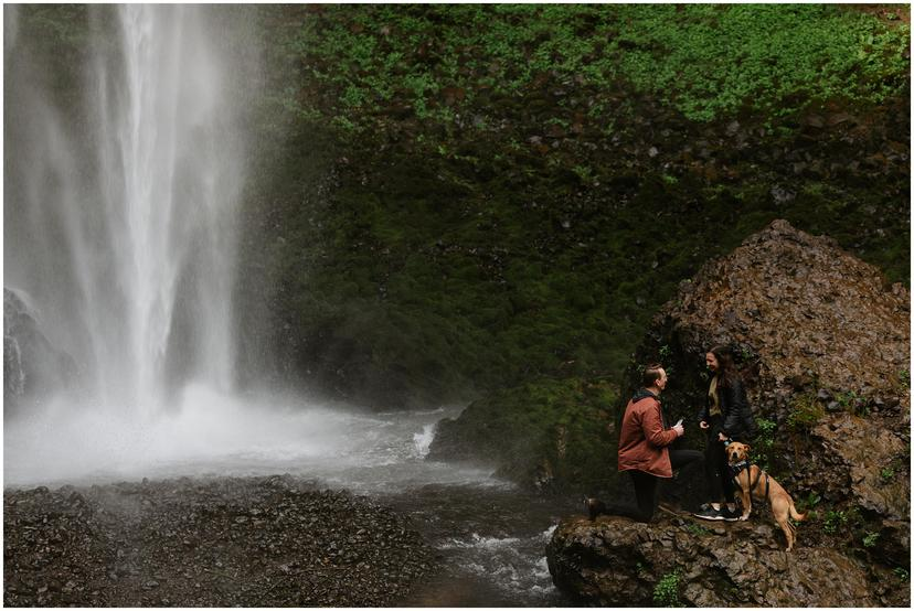 Latourell Falls Proposal
