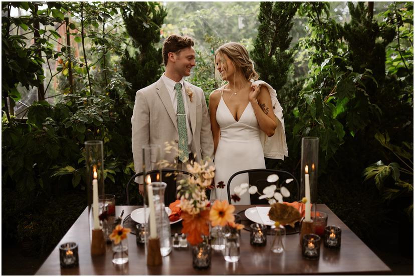 Blockhouse Wedding
