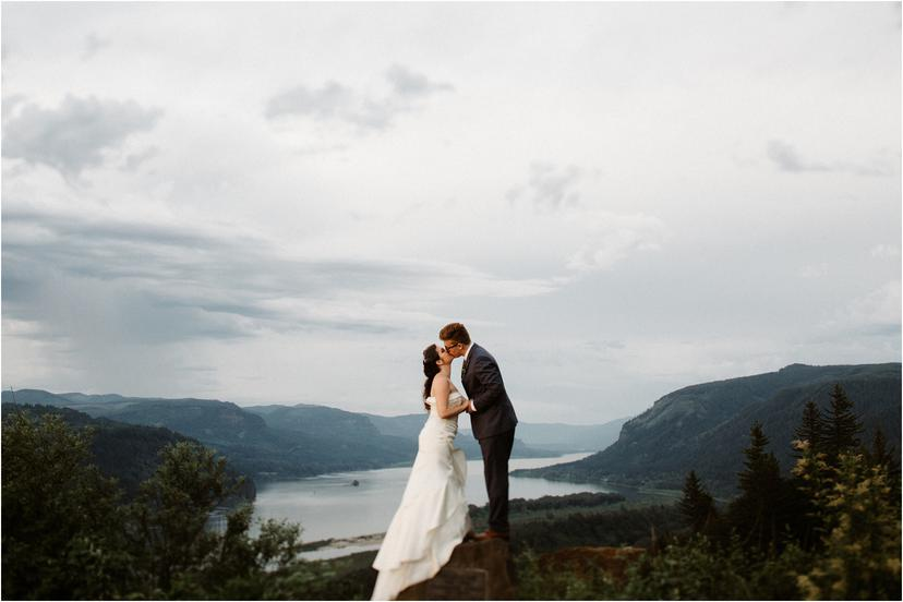 Columbia River Gorge Wedding Venues