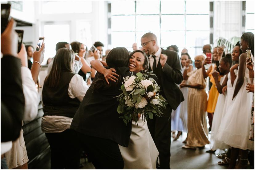 Coopers Hall Wedding