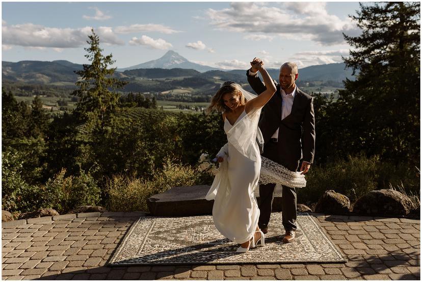 Crag Rat Hut Wedding