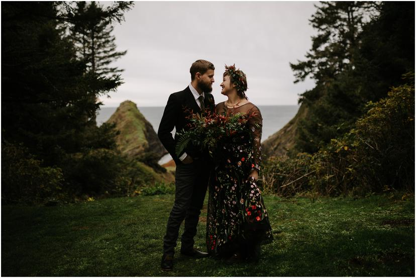 Heceta Head Lighthouse Wedding