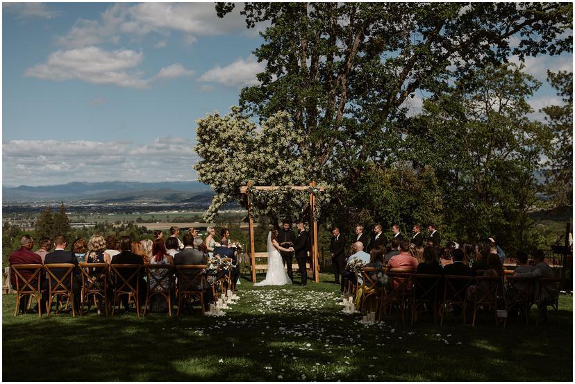 Hummingbird Estate Wedding