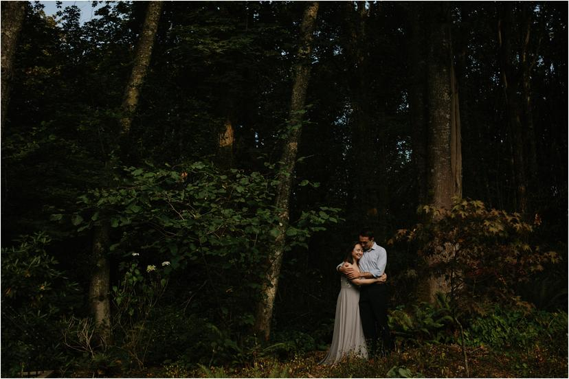 Lake Oswego Backyard Wedding