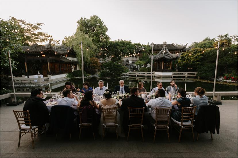 Lan Su Chinese Garden Wedding