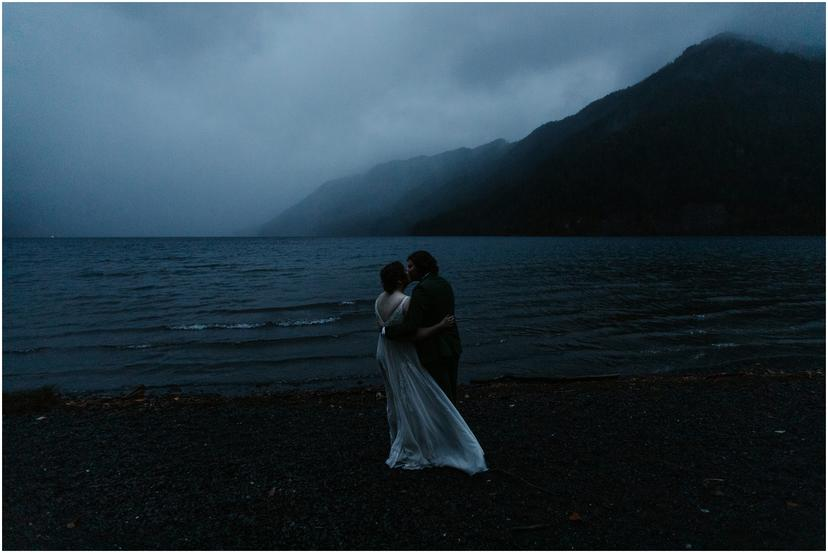 Port Angeles Elopement