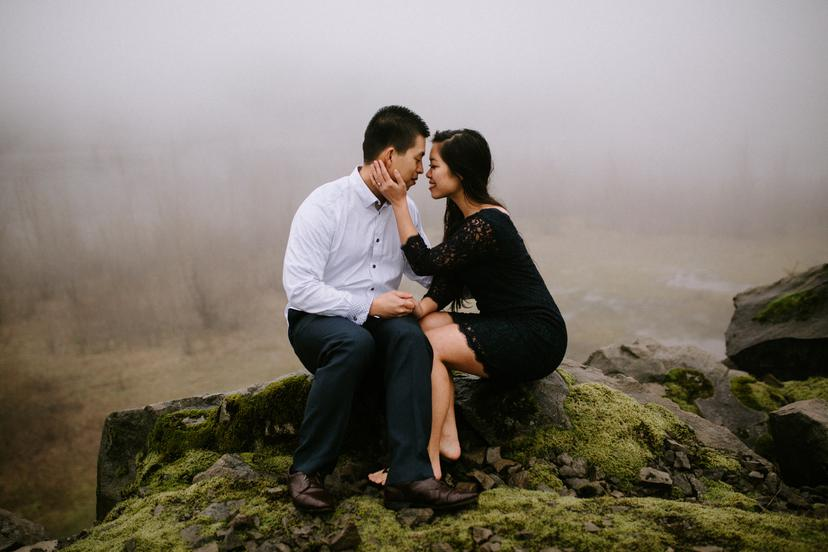 Portland Engagement Photo Locations