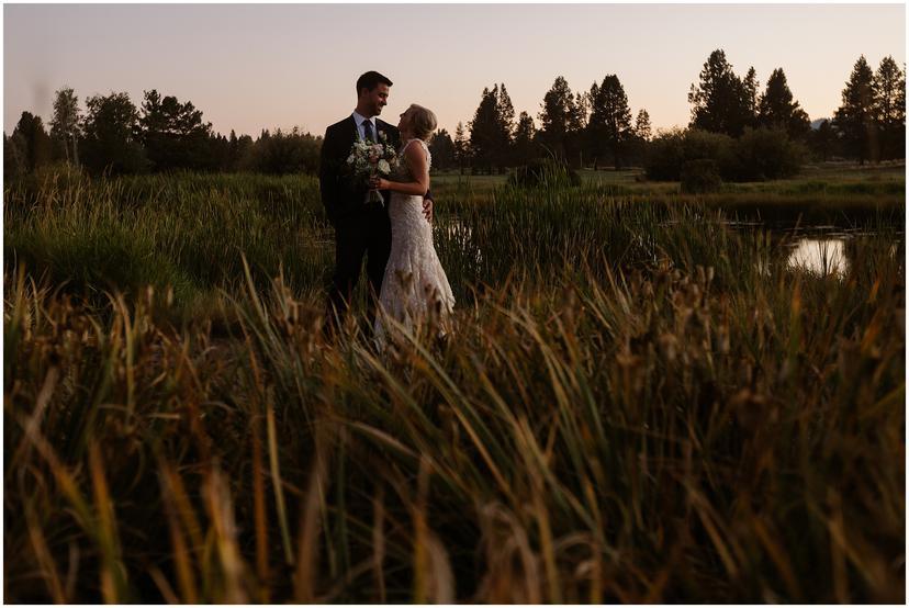 Sunriver Wedding