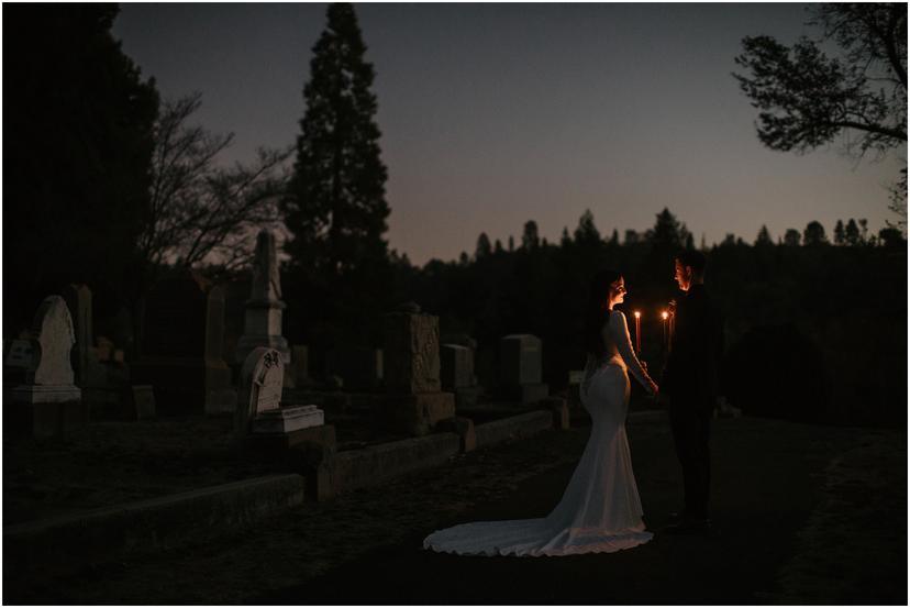 Wedgewood Sequoia Mansion Wedding